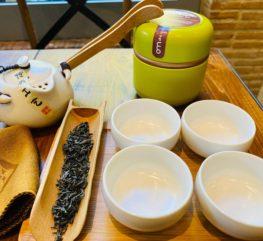 set da tea